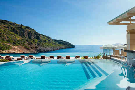 Daios Cove Luxury Resort & Villas - Five Star Spectacular Sea Views and Private Pools - Save 0%