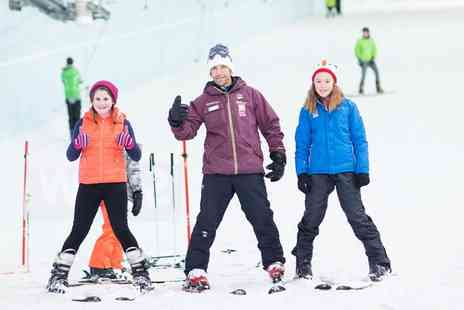 Chill Factore - 50 minute ski or snowboard taster session for one - Save 53%