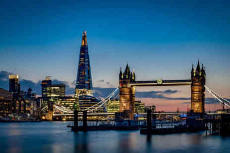 OMGhotels.com - Three Start Overnight London stay with breakfast, three course dinner - Save 0%