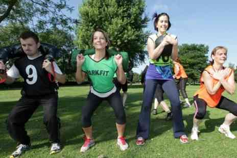 Parkfit - Up to 20 Boot Camp Sessions or a Six Month Membership - Save 47%