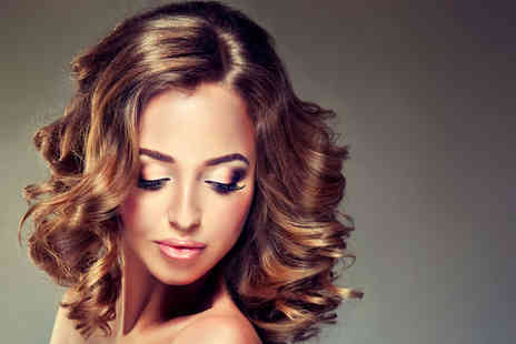 Milano Hair and Beauty - Wash, cut, blow dry, treatment & full head of highlights - Save 68%