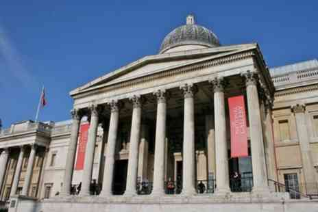 Undiscovered London - National Gallery Tour, Discovering the Masterpieces - Save 0%