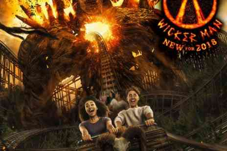 Alton Towers Resort - Alton Towers Resort Annual Pass - Save 0%