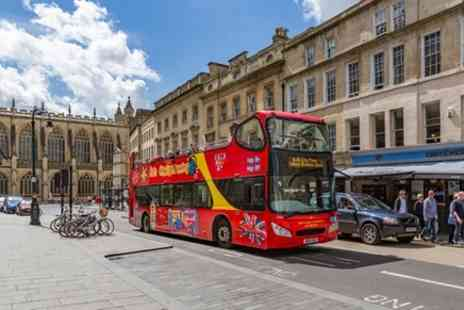 City Sightseeing - City Sightseeing Bath Hop On Hop Off Tour - Save 0%