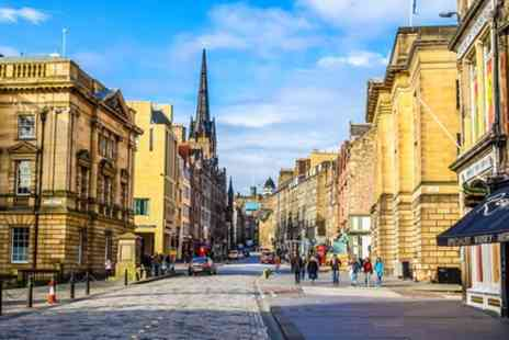 CityUnscripted - Scottish Dining Experience, Eat with an Edinburgh Local - Save 0%