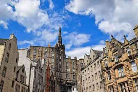 CityUnscripted - Two Hour Edinburgh City Tour with a Local - Save 0%