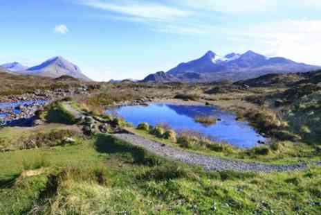 Rabbies Trail Burners - Four Day Tour of the West Highlands and Isle of Skye from Edinburgh - Save 0%