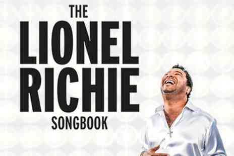 VIVA Blackpool - The Lionel Richie Songbook Dancing On The Ceiling - Save 0%