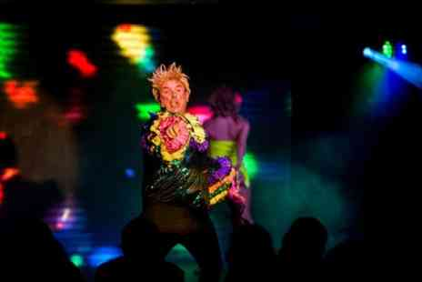 VIVA Blackpool - Viva The Vegas Cabaret Show starring Leye D Johns - Save 0%