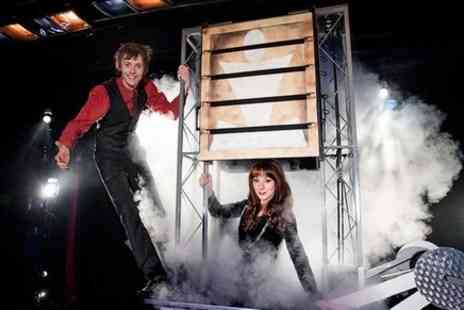 VIVA Blackpool - High Jinx Magic Show in Blackpool - Save 0%