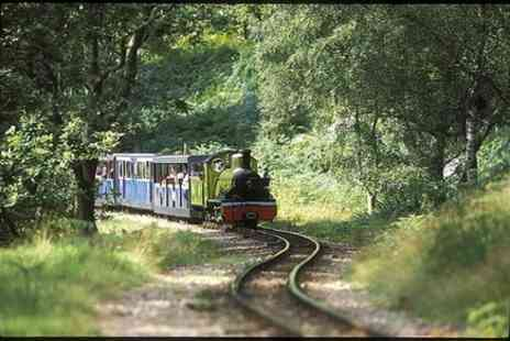 Ravenglass & Eskdale Railway - Ravenglass and Eskdale Railway Ride All Day Ticket - Save 0%