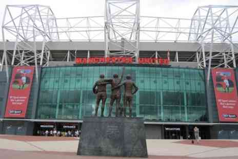 Quicktransfer - Private Round Trip to Old Trafford from Manchester Center - Save 0%