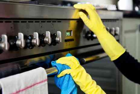 GCP Cleaning Services - Single or Double Door Oven Cleaning Service - Save 47%