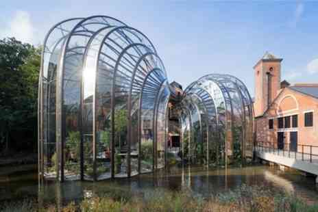 The Bombay Sapphire Distillery - Bombay Sapphire Distillery Tour and Tasting - Save 0%