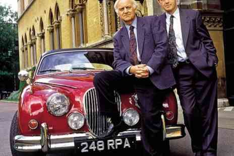 Visit Oxford Tours - Inspector Morse Filming Locations Tour in Oxford with College Visits - Save 0%
