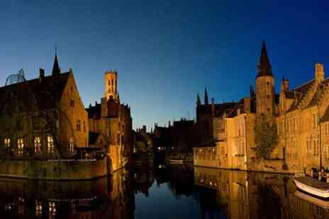 UK Study Tours - Three Day Amsterdam and Bruges Tour from Oxford - Save 0%
