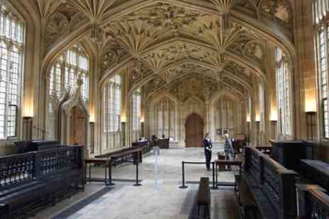 Brit Movie Tours - Two Hour Harry Potter and Other Movie Locations Walking Tour of Oxford - Save 0%