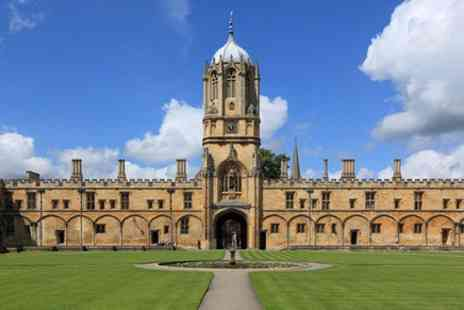 Guided Walking Tours of Oxford - Christ Church Oxford Private Tour - Save 0%