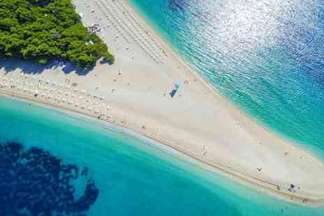 Hays Travel - Seven night 4 star Croatia holiday with flights & transfers - Save 0%
