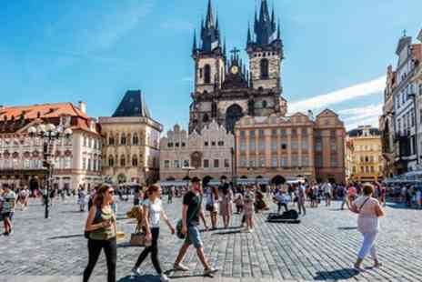 Hays Travel - Three night Prague city break with flights & 4 star hotel Stay - Save 0%