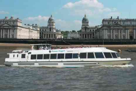 Thames River Services - Westminster to Greenwich Sightseeing Thames Cruise - Save 0%