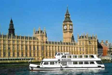 Circular Cruise Westminster - Westminster to St. Katharines Circular Cruise in London - Save 0%