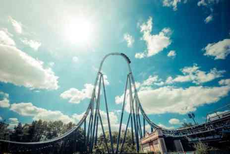 Thorpe Park Resort - Admission Ticket to Thorpe Park Resort with Meal Deal - Save 0%