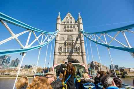 Rdgs Plc - The Original London Sightseeing Tour Hop on Hop-off - Save 0%