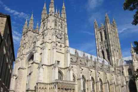 Evan Evans Tours - Leeds Castle, Canterbury Cathedral and Cliffs of Dover Custom Day Trip - Save 0%