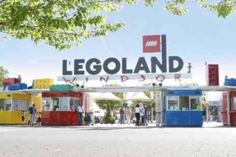 Golden Tours - Legoland Windsor Admission with Transport from London - Save 0%