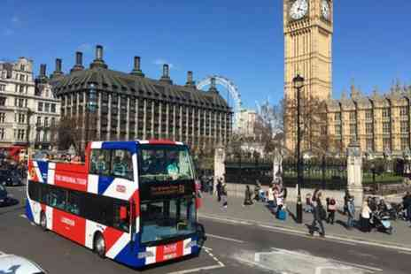 The Original London Sightseeing Tour - London Hop On Hop Off Bus Tour and Tower of London Ticket - Save 0%