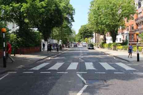 Traditional Tours UK - Small Group Cab Tour of Beatles locations in London - Save 0%
