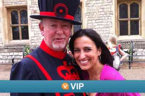 Evan Evans Tours - Viator VIP Exclusive Access to Tower of London - Save 0%