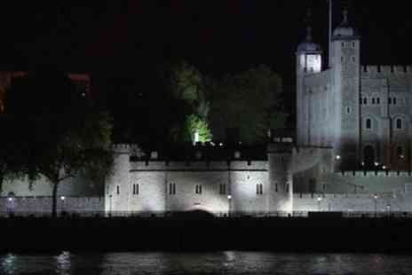 SYC Ltd - London Ghost Tour with Thames River Cruise - Save 0%