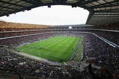 Rugby Football Union - Twickenham Stadium Tour - Save 0%