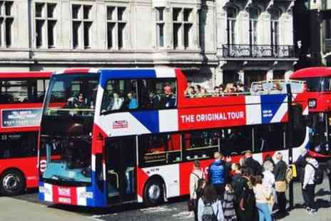 Rdgs Plc - London Hop On Hop Off Tour and Madame Tussauds Entry Ticket - Save 0%
