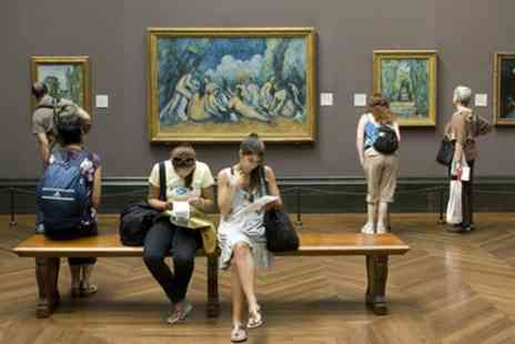 Babylon Tours London - Private Guided Tour of the National Gallery in London - Save 0%