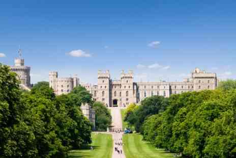 Golden Tours - Windsor Castle Admission with Transport - Save 0%