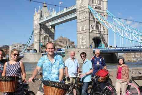 Tally Ho Cycle Tours - London Old City Bike Tour - Save 0%