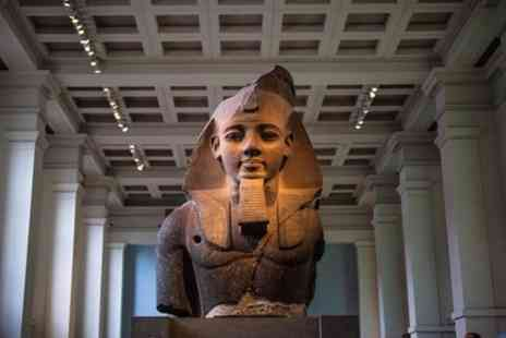 Undiscovered London - The British Museum Tour The Ideas That Made Our World - Save 0%