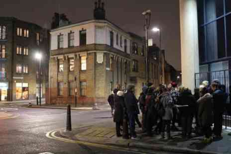 Traditional Tours UK - 2 Hour Jack the Ripper Guided Walking Tour - Save 0%