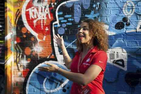 Sandemans New Europe - 2.5 Hour London East End and Shoreditch Street Art Walking Tour - Save 0%