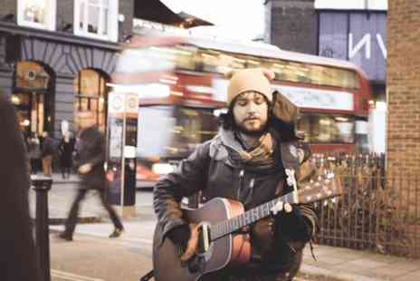 Undiscovered London - Camden Market and Music Legends Walking Tour in London - Save 0%