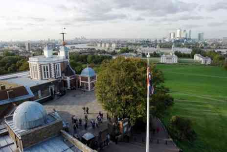 National Maritime Museum - Royal Observatory Greenwich Entrance Ticket - Save 0%