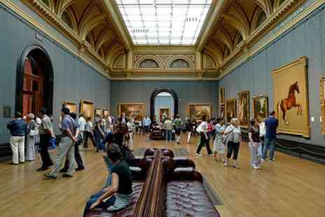 Babylon Tours London - Small Group Tour The National Gallery and British Museum in London - Save 0%
