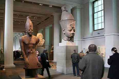 Babylon Tours London - Private Guided Tour of the British Museum - Save 0%