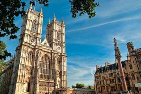 Evan Evans Tours - Early Access Tower of London Tour with Afternoon Tea in Westminster Abbey - Save 0%