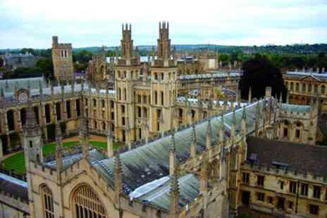 Golden Tours - Oxford, Windsor and Stonehenge Tour - Save 0%
