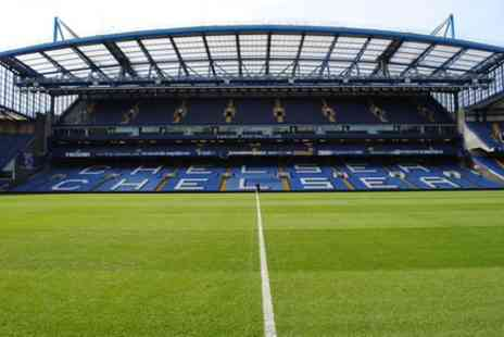 Evan Evans Tours - Chelsea Football Club Tour and Museum Entrance Ticket - Save 0%