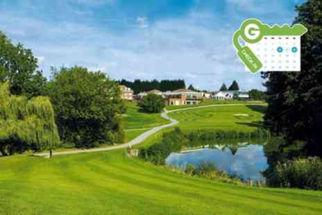 Stoke By Nayland Hotel Golf And Spa - Club Room for Two with Optional Breakfast, Cream Tea and Spa Access - Save 39%